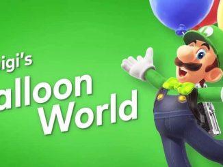 Caccia al palloncino Luigi