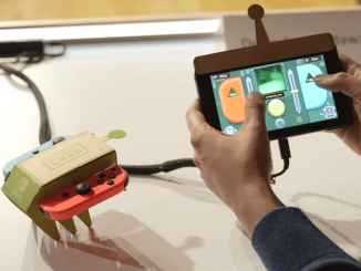 Nintendo Lab Hands-on