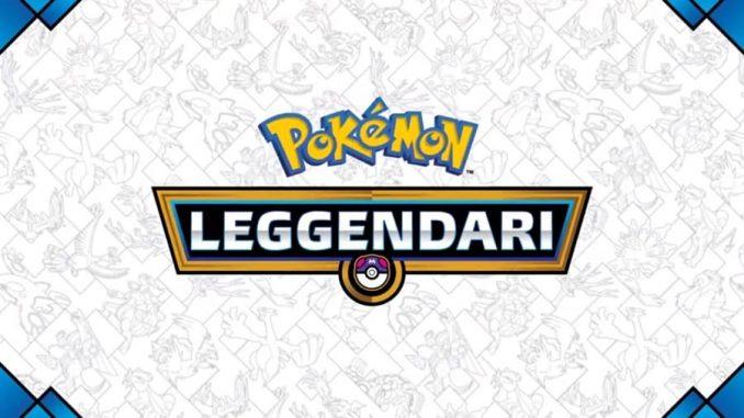 Pokémon leggendari