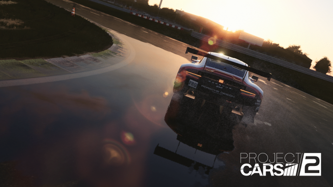 Project Car 2 Porsche
