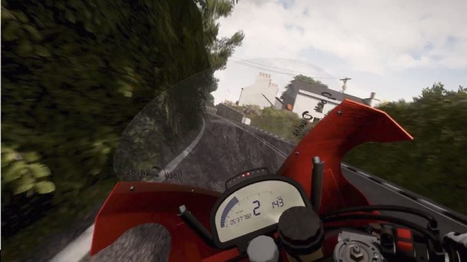 TT Isle of Man - Video Gameplay