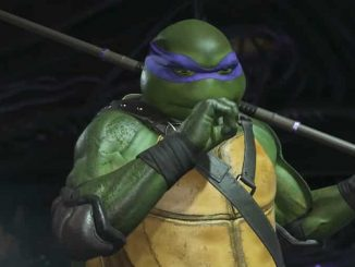 Teenage Mutant Ninja Turtles - Injustice 2