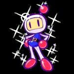 8 Shiny Bomberman Brothers Set