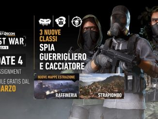 Ghost Recon WildlandsNew Assignment Aggiornamento