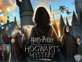 Harry Potter: Hogwarts Mystery Key Art