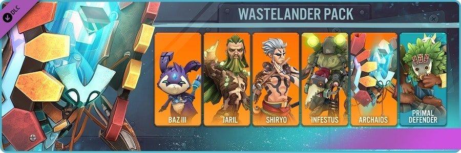 Insidia DLC - Wastelanders pack