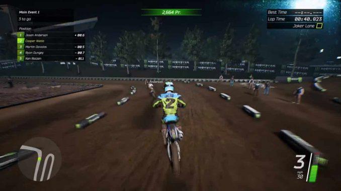 Monster Energy Supercross - Monster Energy Cup