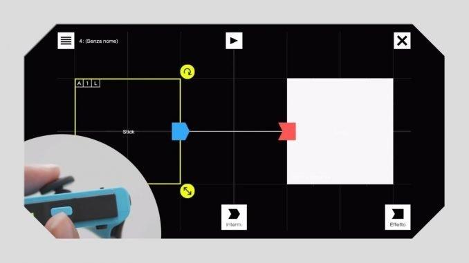 modalità Toy-Con Garage Nintendo Labo