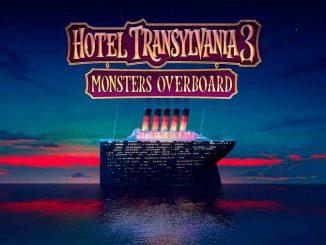 BANDAI NAMCO HOTEL TRANSYLVANIA 3 MOSTRI IN MARE