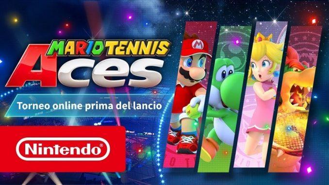 Mario Tennis Aces Torneo