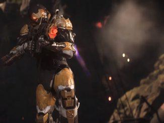 Anthem trailer E3 2018