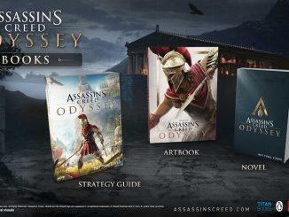 Assassins Creed Odyssey Artbook