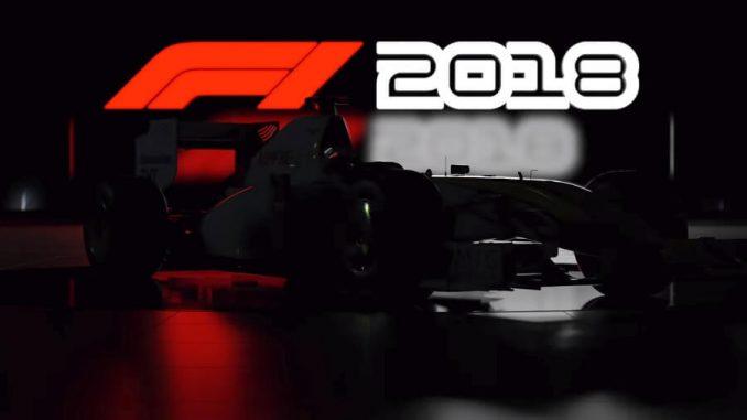 F1 2018 Rivelati due veicoli classici