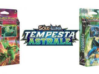 Gioco di Carte Collezionabili Pokémon, Sole e Luna - Tempesta Astrale