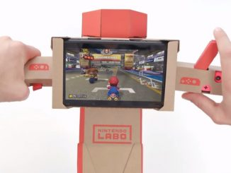 Mario Kart 8 Deluxe - Nintendo Labo