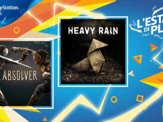 PlayStation Plus_Heavy Rain e Absolver