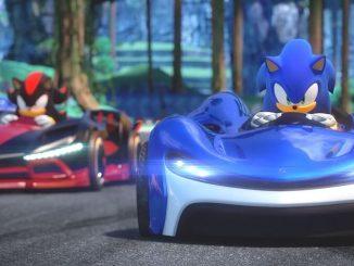 Team Sonic Racing E3 2018