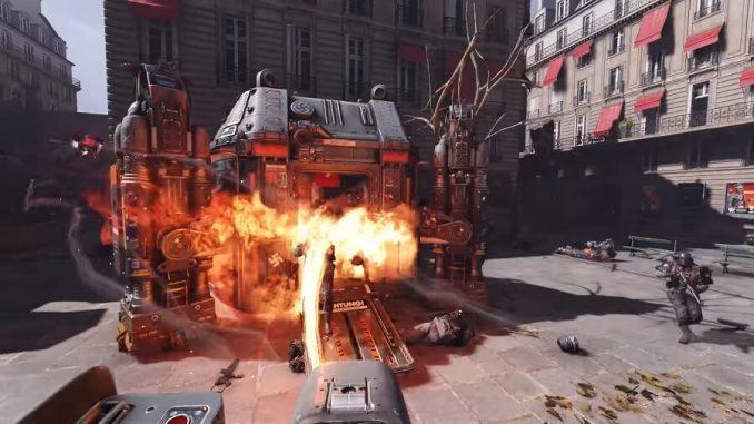 Wolfenstein Cyberpilot E3 2018