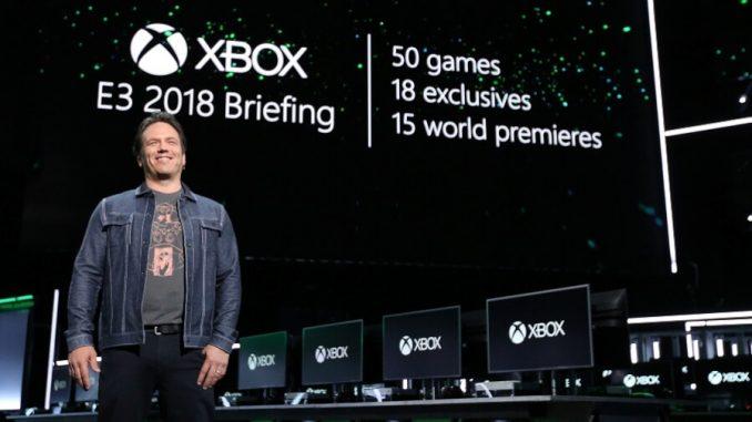 Xbox E3 2018