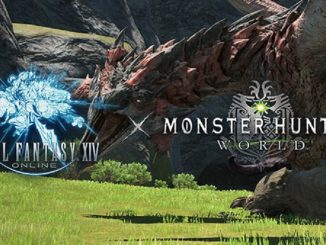 RATHALOS DI MONSTER HUNTER: WORLD ARRIVERÀ SU FINAL FANTASY XIV ONLINE