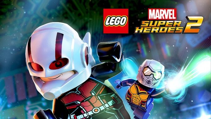 Ant-Man LEGO Marvel Super Heroes 2