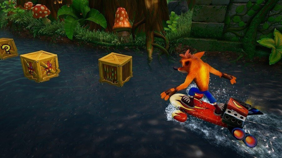 Crash Bandicoot N.Sane Trilogy Screen 2