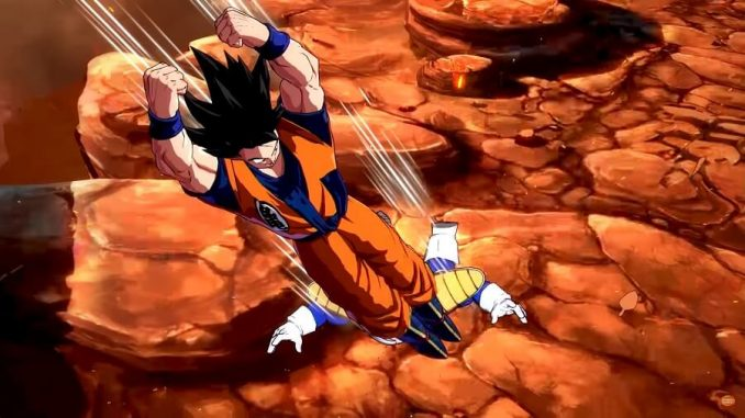 DRAGON BALL FighterZ nuovi personagggi