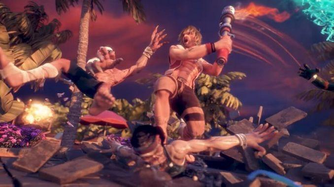 Dead Island Survivors Mobile