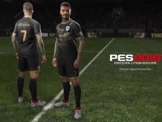 Konami David Beckham PES 2019