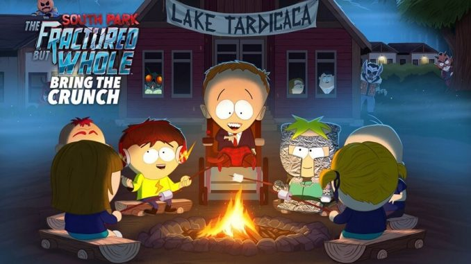 South Park Scontri Di-Retti BaccaMenta Crunch