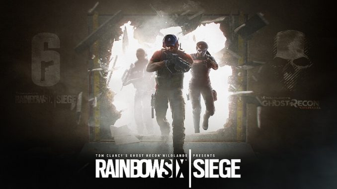 Tom Clancy's Ghost Recon Wildlands e Tom Clancy's Rainbow SixSiege