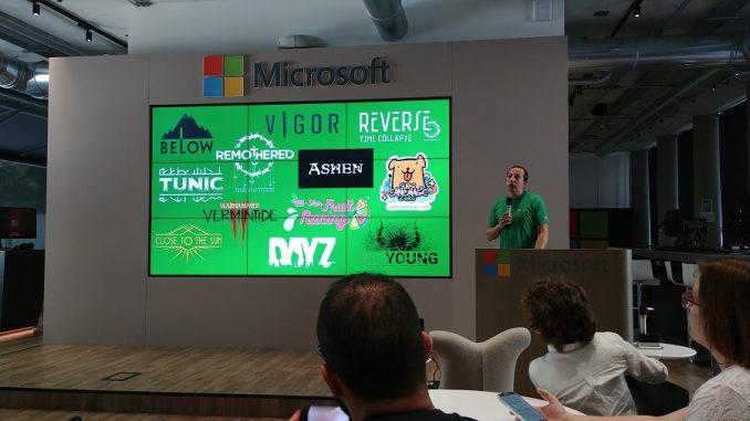 showcase ufficiale italiano ID@Xbox