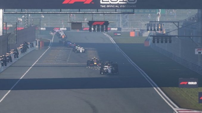 F1 2018 codemaster HD