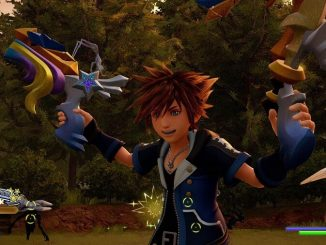 Kingdom Hearts III – E3 2018