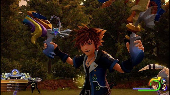 Kingdom Hearts III – E3 2018