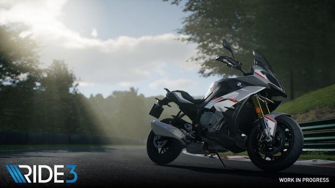 Ride 3 BMW