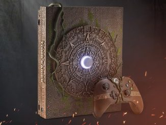 Shadow of the Tomb Raider Console Personalizzata Xbox One X