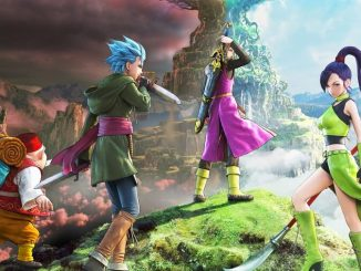 DRAGON QUEST XI Echi di un'era perduta