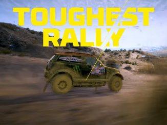 Dakar18 New trailer