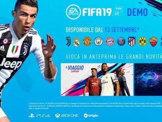 FIFA19 Demo