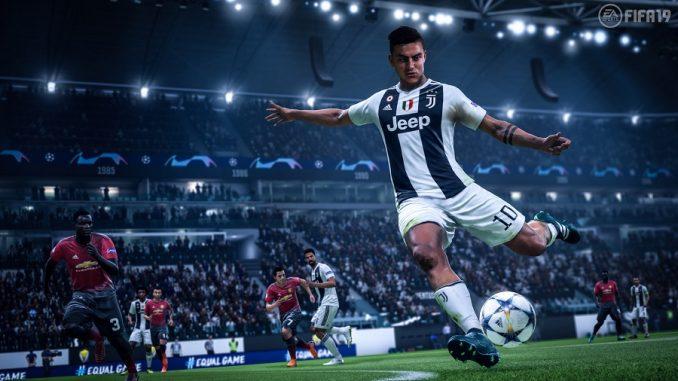 FIFA19 Timed Finishing