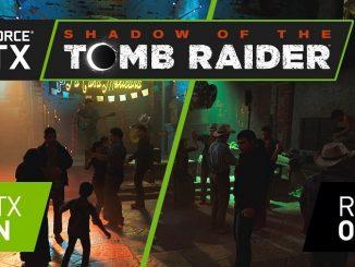 NVIDIA Shadow of the Tomb Raider Driver