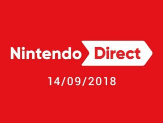 Nintendo Direct 14 Settembre 2018