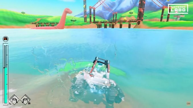 Nintendo Labo Toy-Con 03 Kit Veicoli