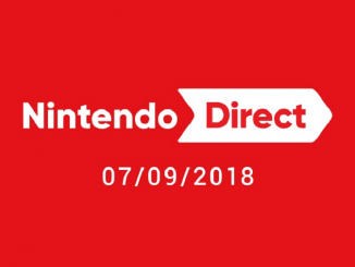 NintendoDirect 7 Settembre 2018