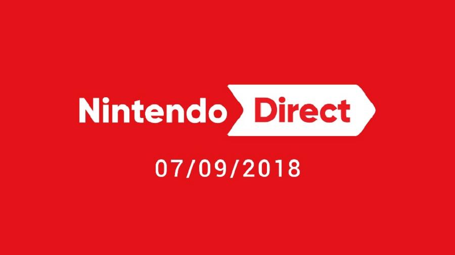 NintendoDirect 7 Settembre 2018