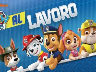 PAW Patrol: Al Lavoro