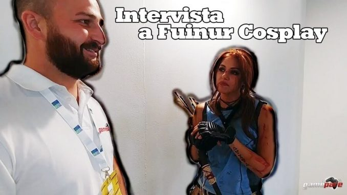 Intervista Fuinur Cosplay