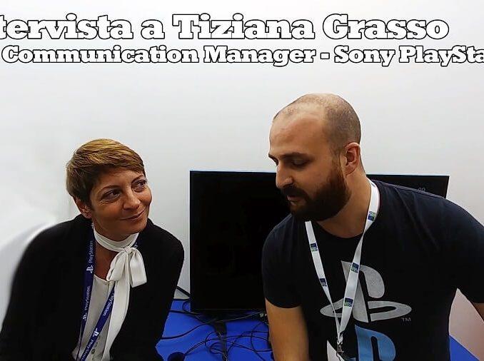 Intervista a Tiziana Grasso Communication manager Sony