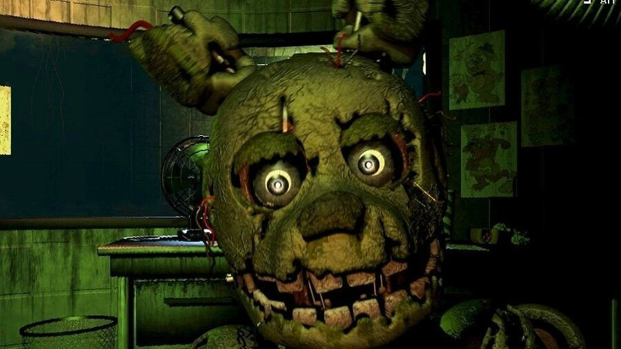 Five Night's at Freddys